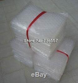 100 150mm Plastic Wrap Envelope bubble packing Bags PE clear bubble bag