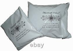 100 PC Oneside Clear Plastic Clothes Sari Saree Garment Storage, box cover Bags