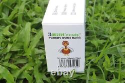 1000 Bags 16 x 18.5 Turkey Oven and herb storage BPA free 25 bags per box