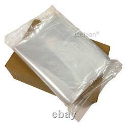 1000 Grip Seal Bags Self Reseal able Mini Grip Poly Plastic Clear Zip Lock Bags
