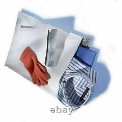 10000 2.5 Mil Poly Mailers Shipping Envelopes Self Sealing Plastic Bags 6x9