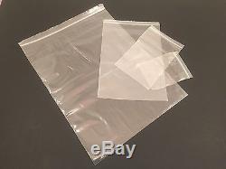 10000 4x6 Clear 2 Mil Zip Lock Bags- Resealable Plastic Ziplock-Reclosable 4x6