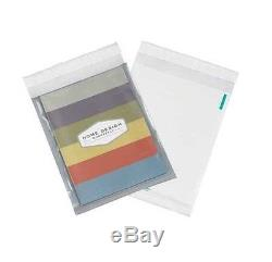 10000 6x9 Clear View Poly Mailer 3 Mil Shipping Mailing Plastic Envelopes Bags