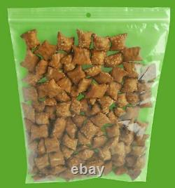 10x12 Clear Reclosable Plastic Poly Zip Lock Bags with Hang Hole 2Mil 4000 Pcs