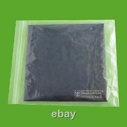 13x15 Clear Reclosable Plastic Poly Zipper Bags 4 Mil Zip Lock Bag 2000 Pieces