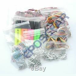 2000 Large GL16 13 x 18 Clear Grip Self Press Seal Zip Lock Plastic Bags