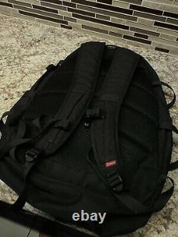 2014 black Supreme Cordura Hi-res Backpack Bag Clean 1 owner