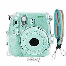20X(Camera Bag Shining Transparent Plastic Cover Protect Case For Fujifilm 9I1)
