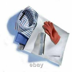4000 7.5 x 10.5 2.5 Mil Poly Mailers Envelopes Shipping Mailing Plastic Bags