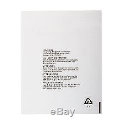 5000x Clear Cellophan Bag Display Self Adhesive Peel Seal Plastic OPP 18x22 Inch
