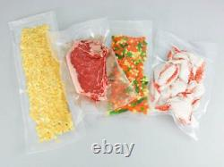 600 QUART 8x10 Bags Food Magic Seal for Vacuum Sealer Food Storage! Money Saver