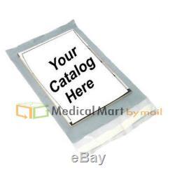 6000 9 x 12 Clear View Poly Mailer Mailing Parcel Envelope Plastic Bag