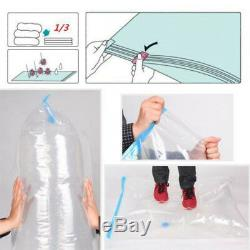 70x50cm Strong Vacum Vacuum Storage Bags Space Saving Compressed Bag Pack Saver