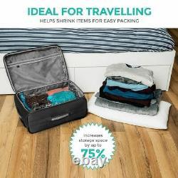 8 Medium Space Saving Storage Vacuum Bags Clothes Bedding Organiser Under Bed