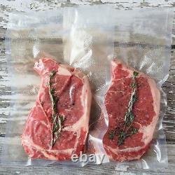 8x50' Rolls Food Magic Seal for Vacuum Sealer Food Storage Bags! Great $$Saver