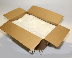 Box of 250 Clear Poly plastic bags 24x36 3 mil