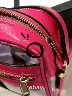 Brand New Authentic Gucci Ophidia Transparent Bag