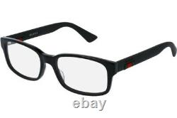 Brand New With Case & Dust Bag Gucci Glasses Frames GG0012O 001 Black