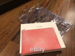 Celine SS18 Brand New Plastic Shopping Bag