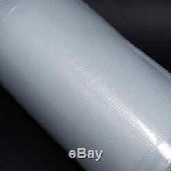 Clear Plastic Vacuum Seal Bags Nylon Food Grade Pack Pouches 500cm/Roll