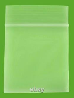Clear Ziplock Reclosable Plastic Bag, 2 Mil, 2 x 2 40000 Pieces