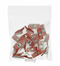 Clear Ziplock Reclosable Plastic Bag, 2 Mil, 4 x 4 24000 Pieces