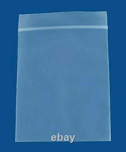 Clear Ziplock Reclosable Plastic Bag, 2 Mil, 4 x 5 32000 Pieces