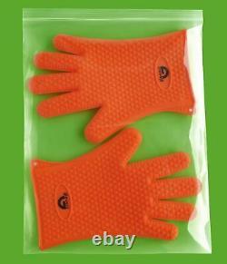 Clear Ziplock Reclosable Plastic Bag, 4 Mil, 12 x 15 1000 Pieces