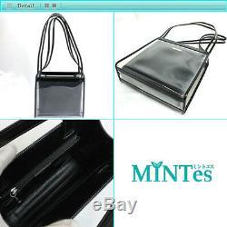 GUCCI Plastics 2WAY handbag 001.2058.1774.5 clear Shoulder Bag GUCCI