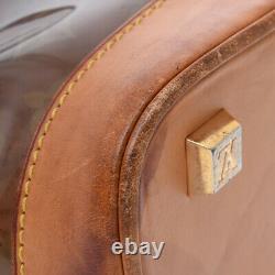 LOUIS VUITTON Monogram Cabas Amble PM Clear brown M92502 800000093624000
