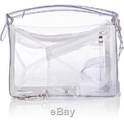 Loewe Clear Plastic Vinyl PVC Puzzle Bag