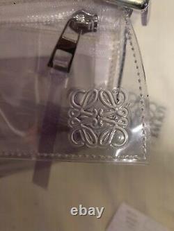 Loewe puzzle bag Clear Rare