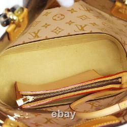 Louis Vuitton Cabas Ambre Pm Hand Tote Bag Lm1012 Monogram Vinyl M92502 Gs02756