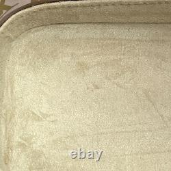 Louis Vuitton Hippo Amble PM Tote Bag Clear Bag Monogram Hand Bag Plastics B