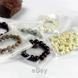 Matte/Clear EVA Jewelry Anti-oxidation Plastic Bags Self Seal Packaging Pouches