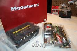 Megabass fishing lure bass VISION ONETEN+1 JR GLXS SPAWN CHERRY Lucky Bag 2021