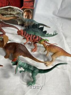 NEW Jurassic World Mini Action Dino Jurassic Park Blind Bags Lot of 22