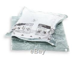 Packmate Flat Vacuum Storage Bags Large Twin Pack, 55X80CM