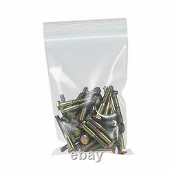Poly Bag Guy 20 x 30 6 Mil 100/Case Heavy Duty Zipper Reclosable Plastic Po