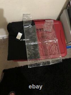 Raf Simons Bag Tranparent Plastic OS