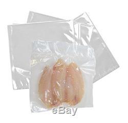 SafePro V1624, 16x24-Inch Poly-Nylon Vacuum Sealer Bags, 3 Mm Plastic Freezer is