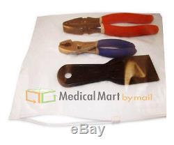 Slider Reclosable Bags 8 X 6, 3 Mil Plastic Poly Bag 10000 Pcs (10 Cases)