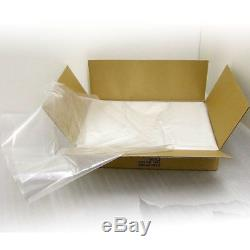 Strong Heavy Duty Clear Plastic Rubble Bags/sacks Builders Bags All Sizes