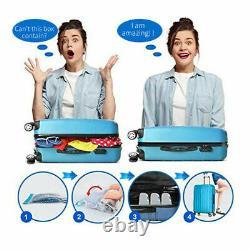 Strong Vacuum Storage Bag Space Saving Bags Vac Space Saver Vaccum Vacum Zip Bag