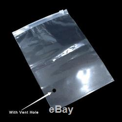 Underwear Pants Packaging Bag Clear Plastic Clothes Towel Storage Travel Pouches