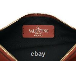 Valentino Tote Rockstud VLTN Medium Clear PVC New