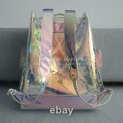 Virgil Abloh x Louis Vuitton LV Prism Christopher GM Backpack Bag M44766
