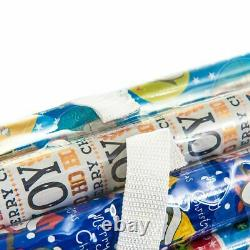 Wrapppin Gift Storage Bag Organiser Xmas Christmas Birthday Wrapping Paper Tidy